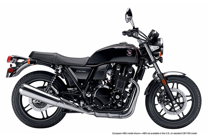 2014 honda cb1100 review