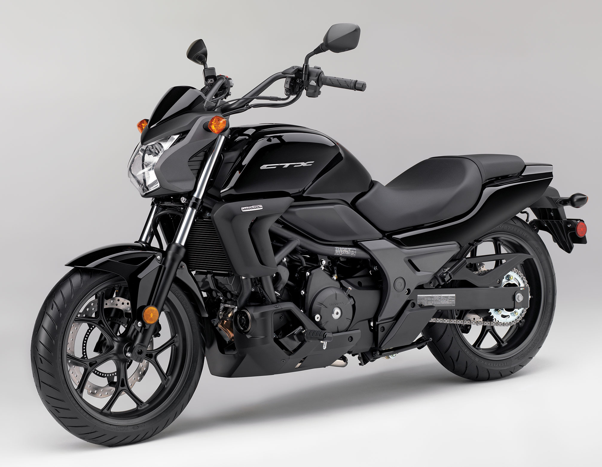 2014 honda ctx700nd with dct and abs review
