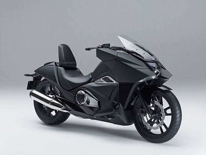 2014 Honda NM4 Vultus
