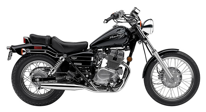 2014 Honda Rebel 250 CMX250C
