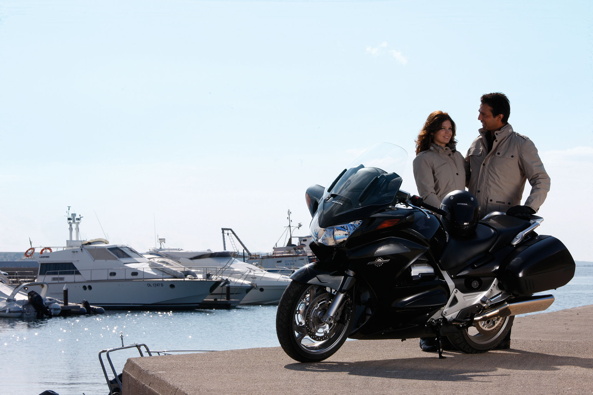 2014 Honda ST1300 ABS Review