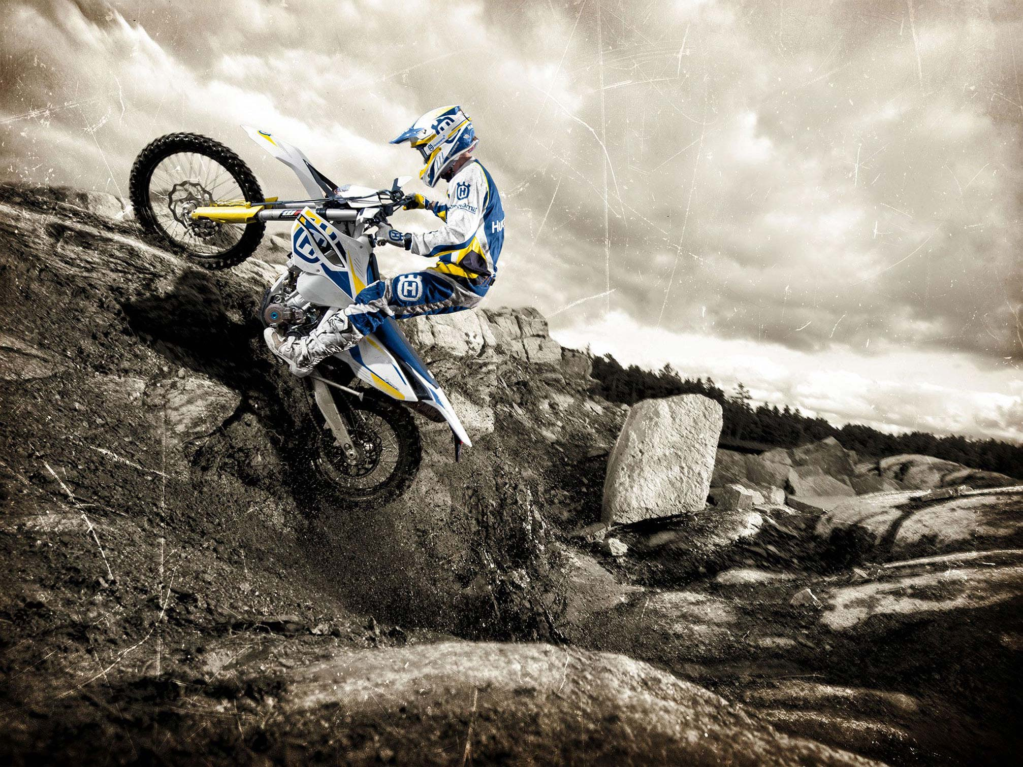 2014 Husqvarna FE350 Review