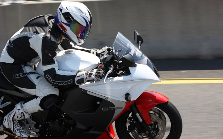 2014 Hyosung GT650R Review