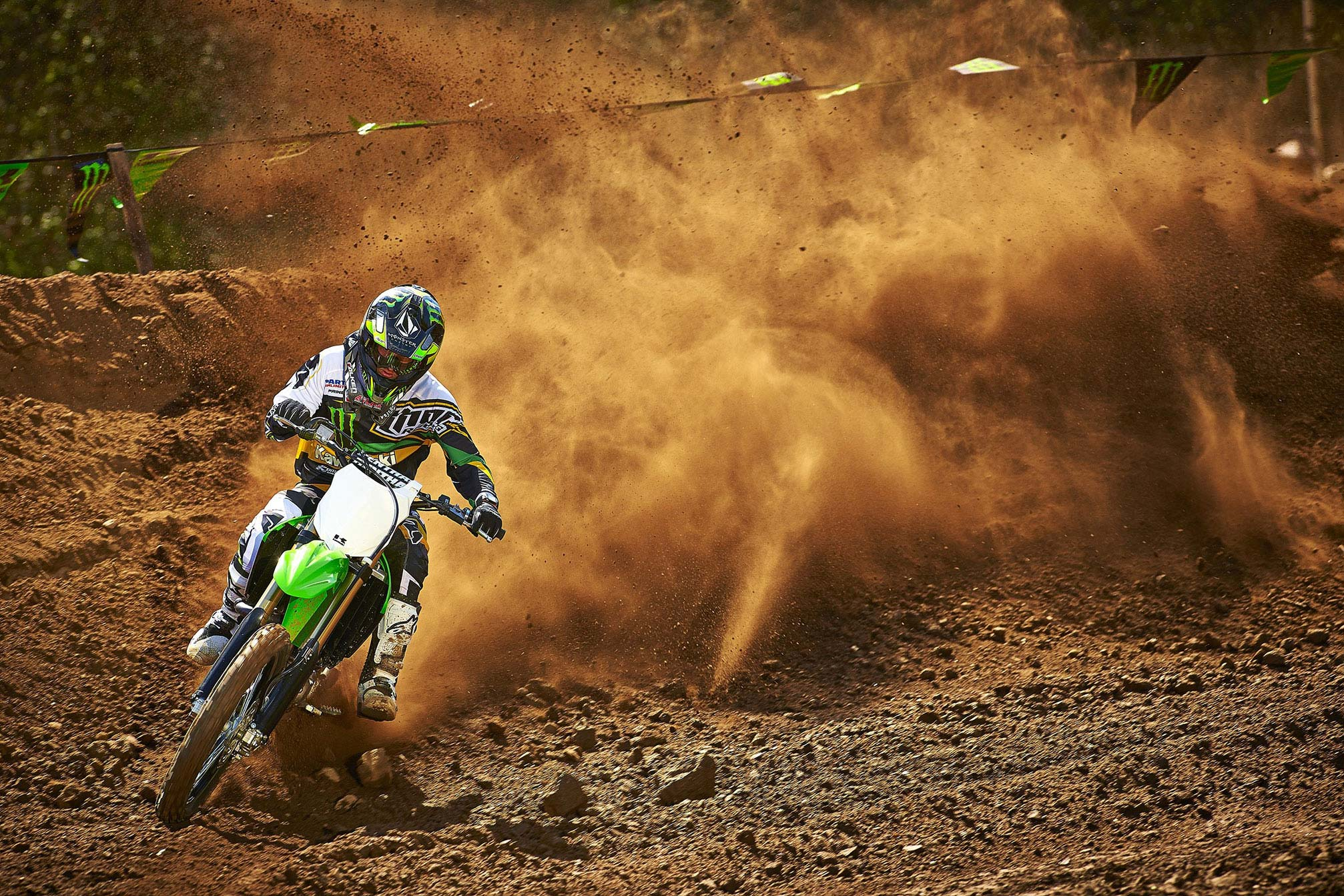 2014 Kawasaki KX450F Review