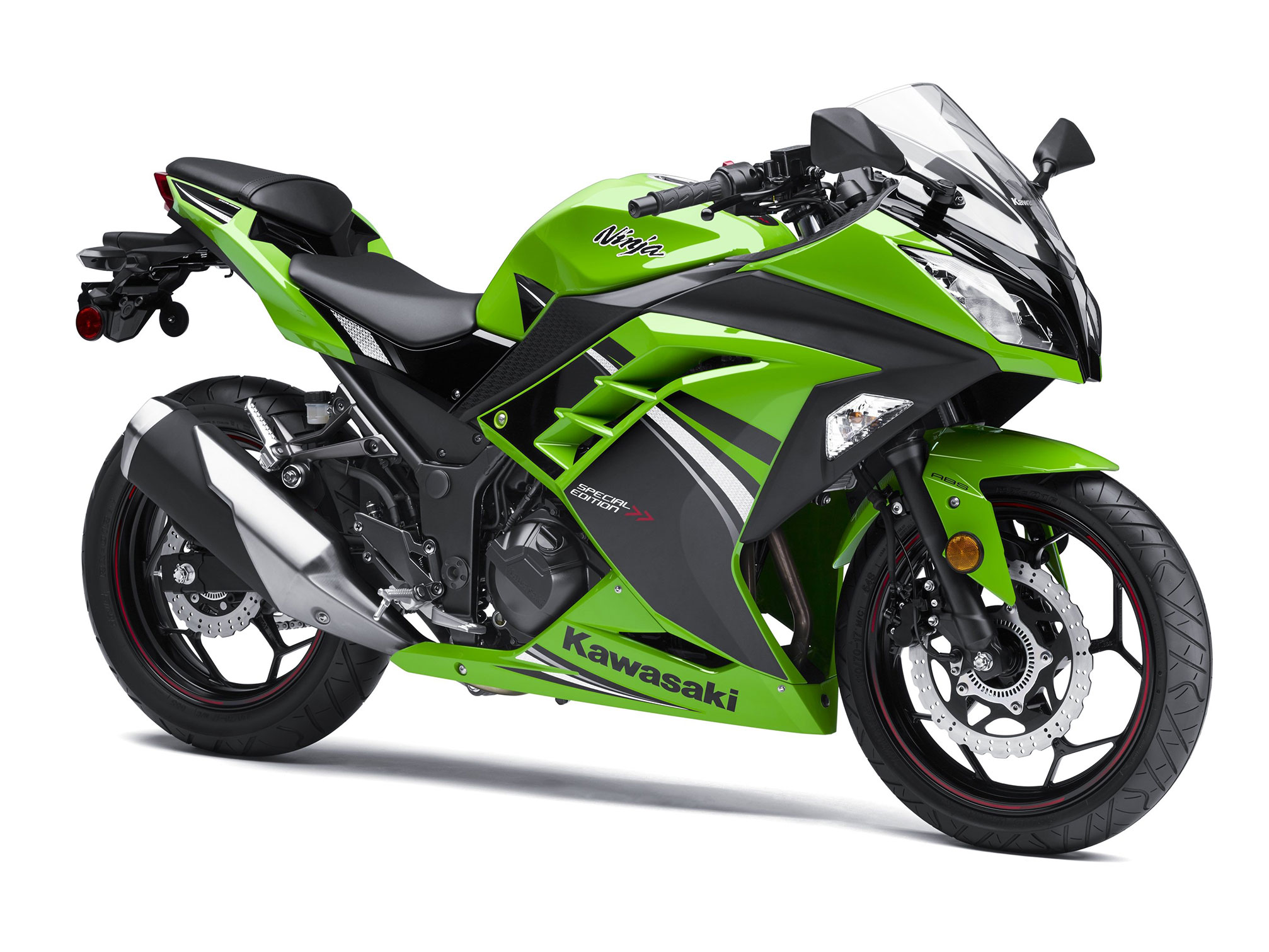 2014 Kawasaki Ninja 300 SE ABS Review
