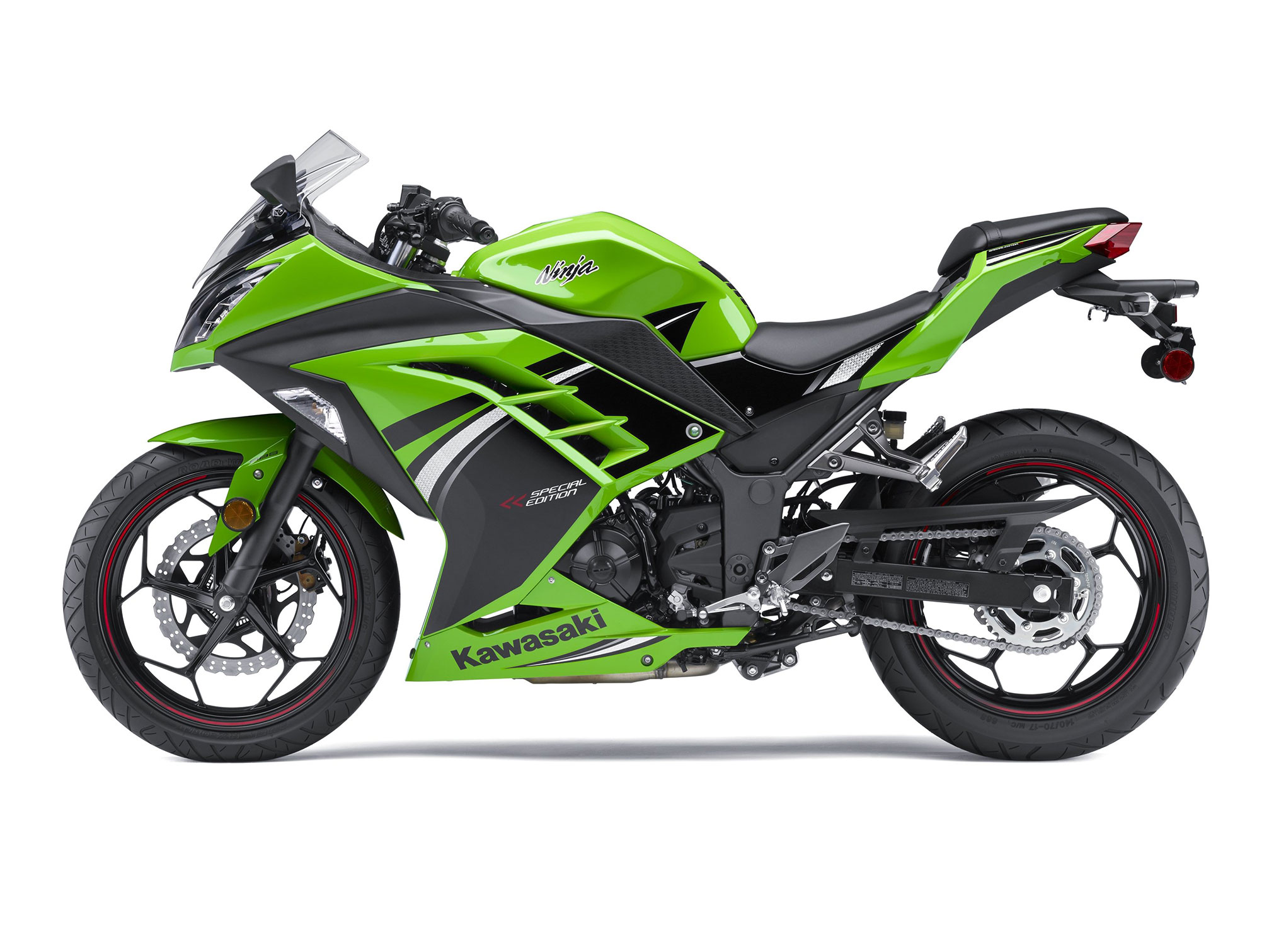 2014 kawasaki ninja 300 se review. Black Bedroom Furniture Sets. Home Design Ideas