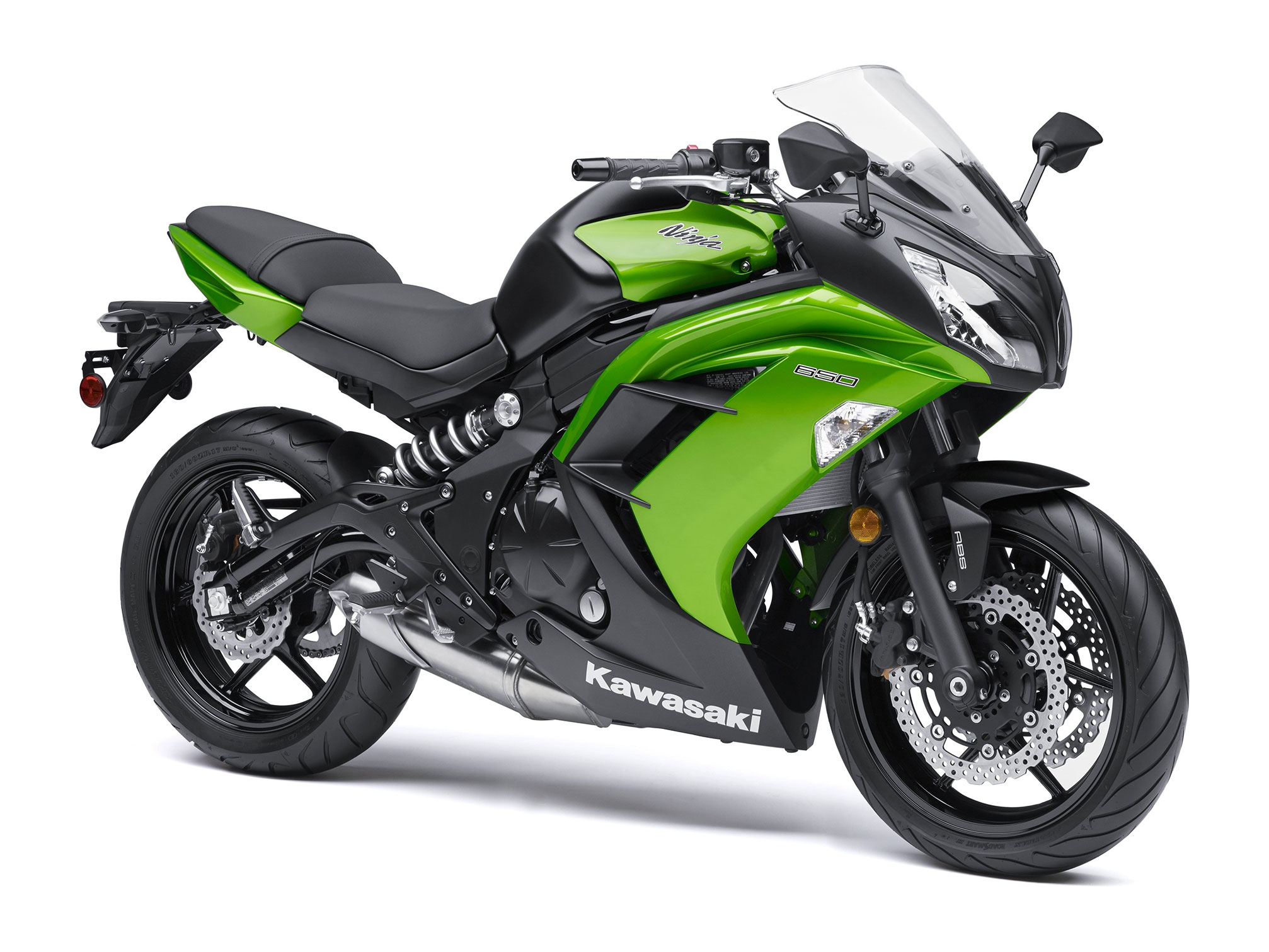 2014 Kawasaki Ninja 650 Review