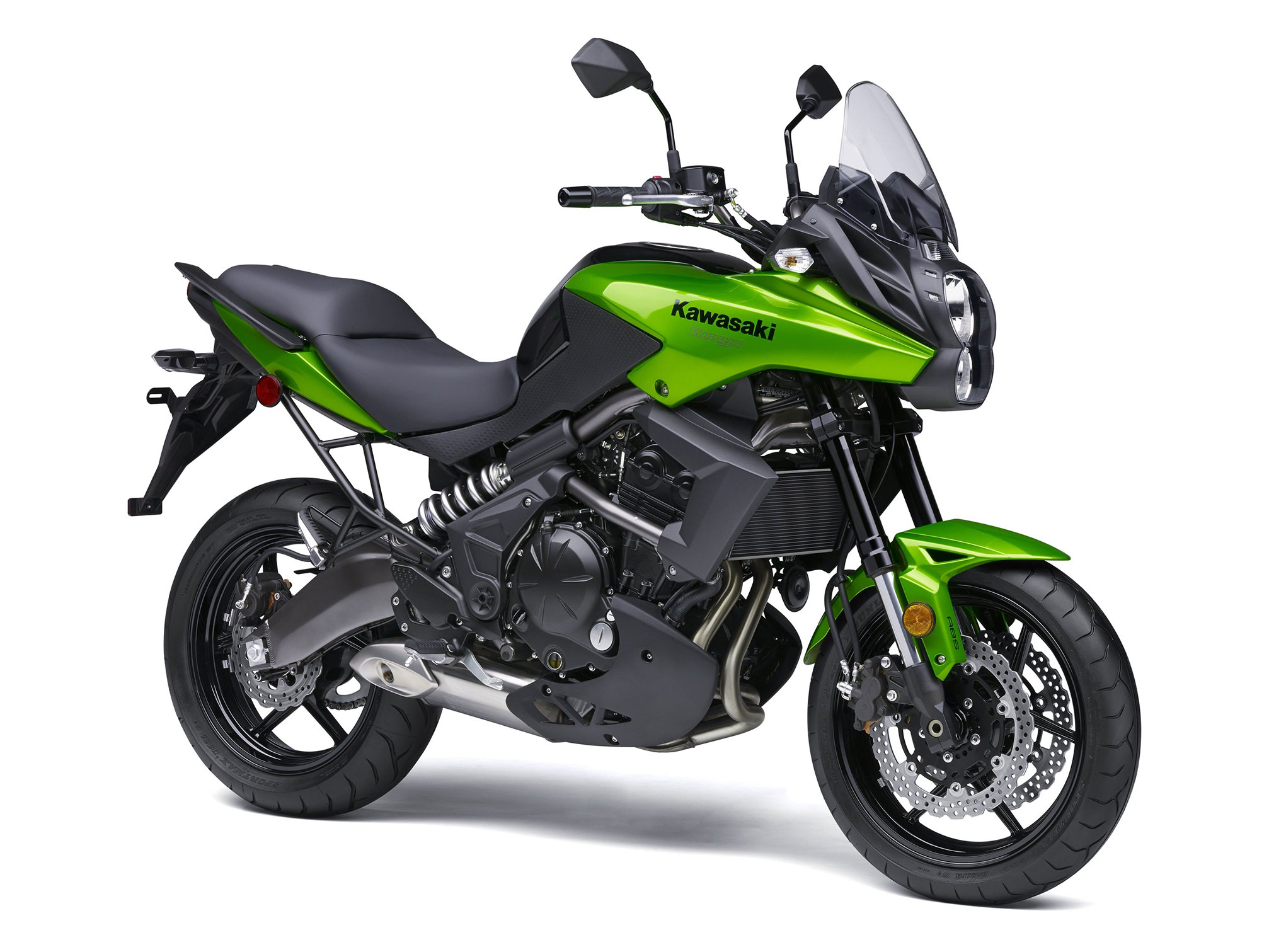 Kawasaki Versys Abs Review