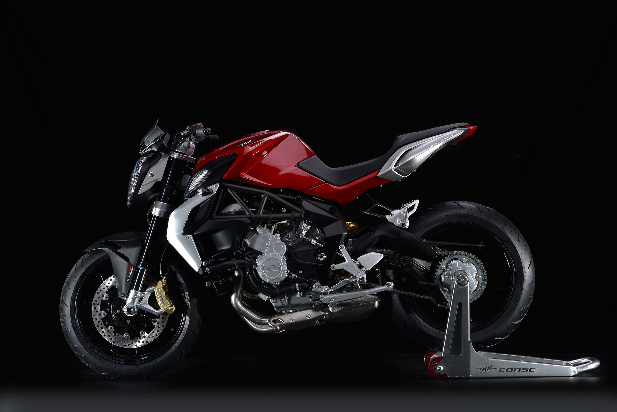 2014 MV Agusta Brutale 800 Review