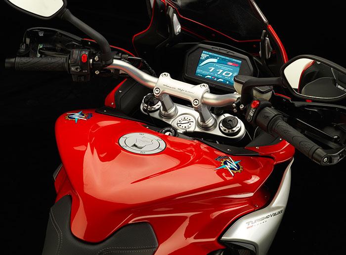 2014 MV Agusta Turismo Veloce Lusso 800