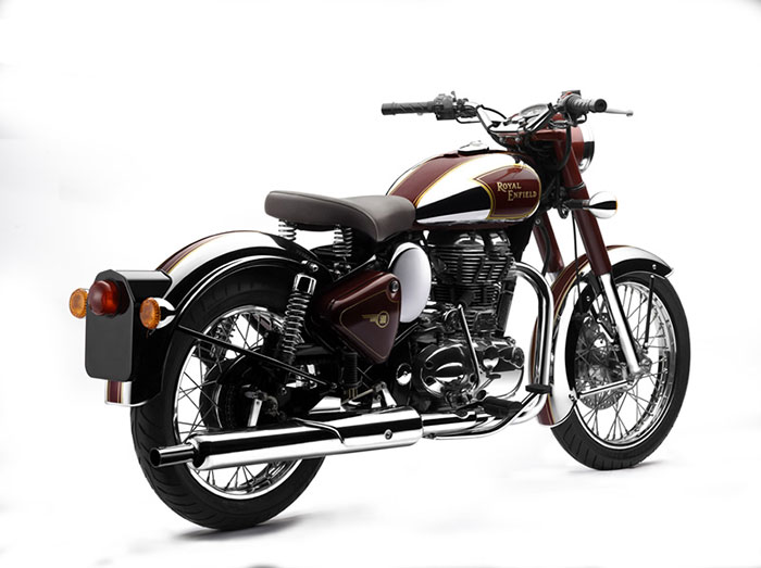 2015 Royal Enfield Bullet C5 Chrome