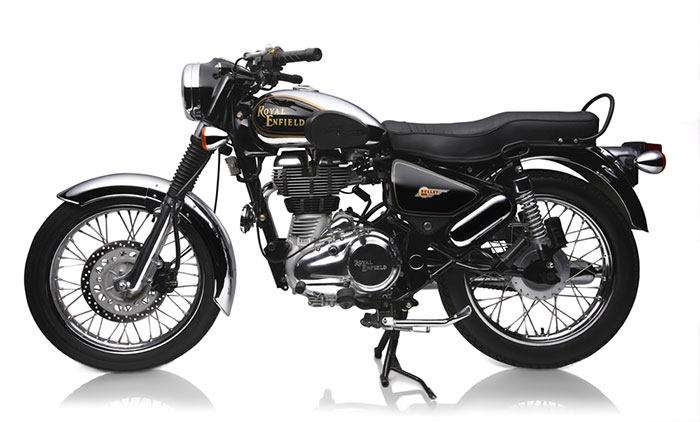 2015 Royal Enfield Bullet G5 Deluxe
