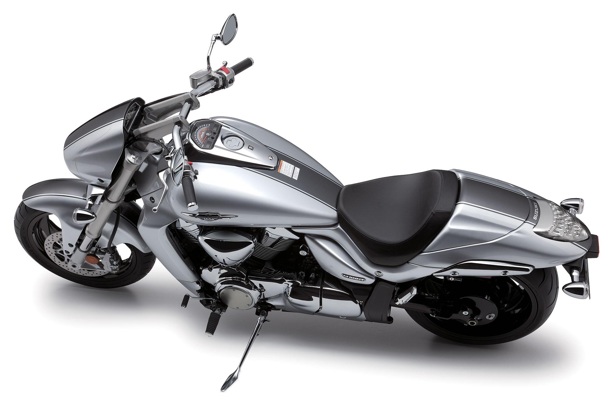 2014 Suzuki Boulevard M109R Limited Edition Review