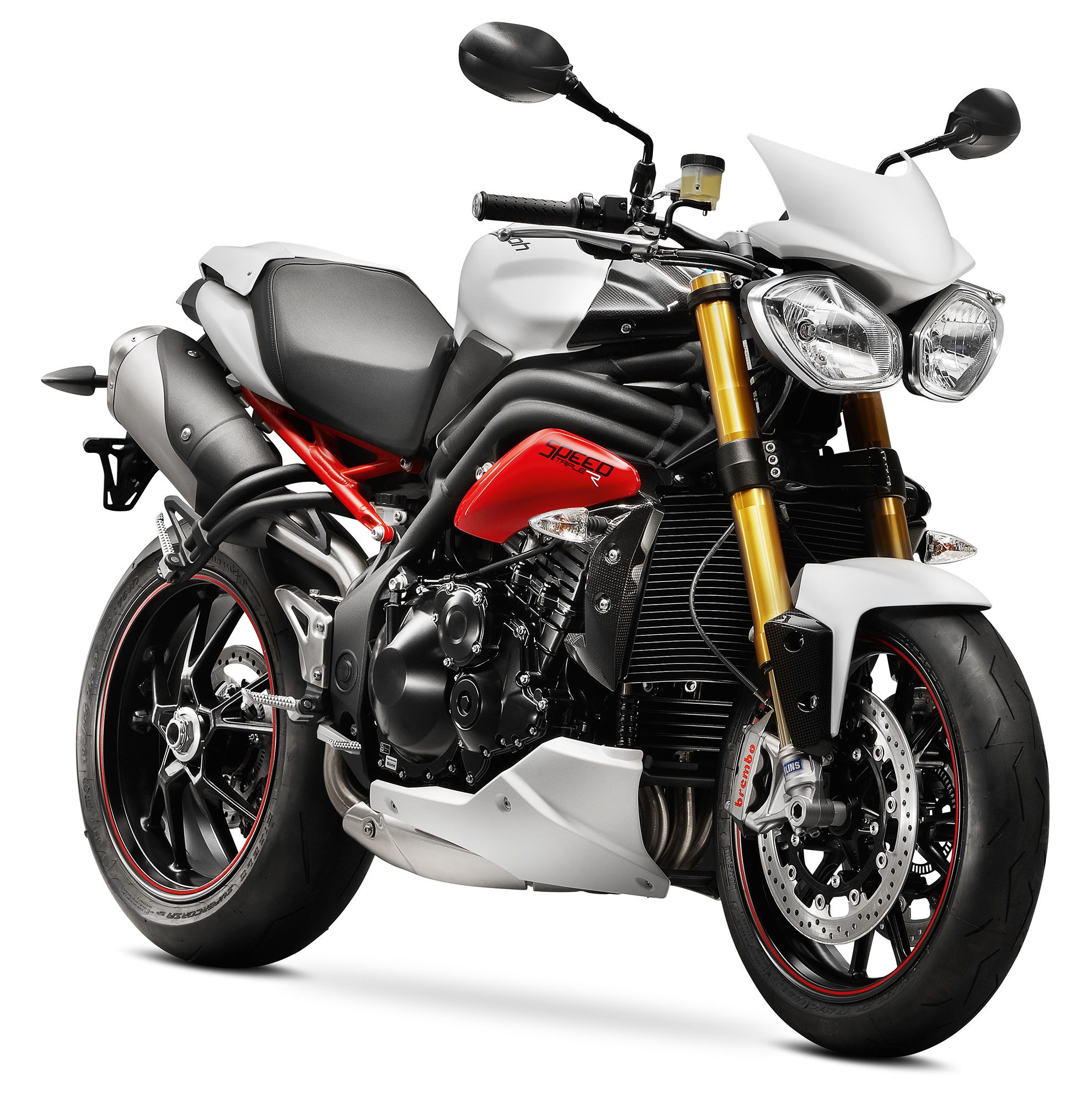 2014 triumph speed triple r abs review. Black Bedroom Furniture Sets. Home Design Ideas