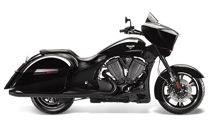 2015 Victory Cross Country 8-Ball