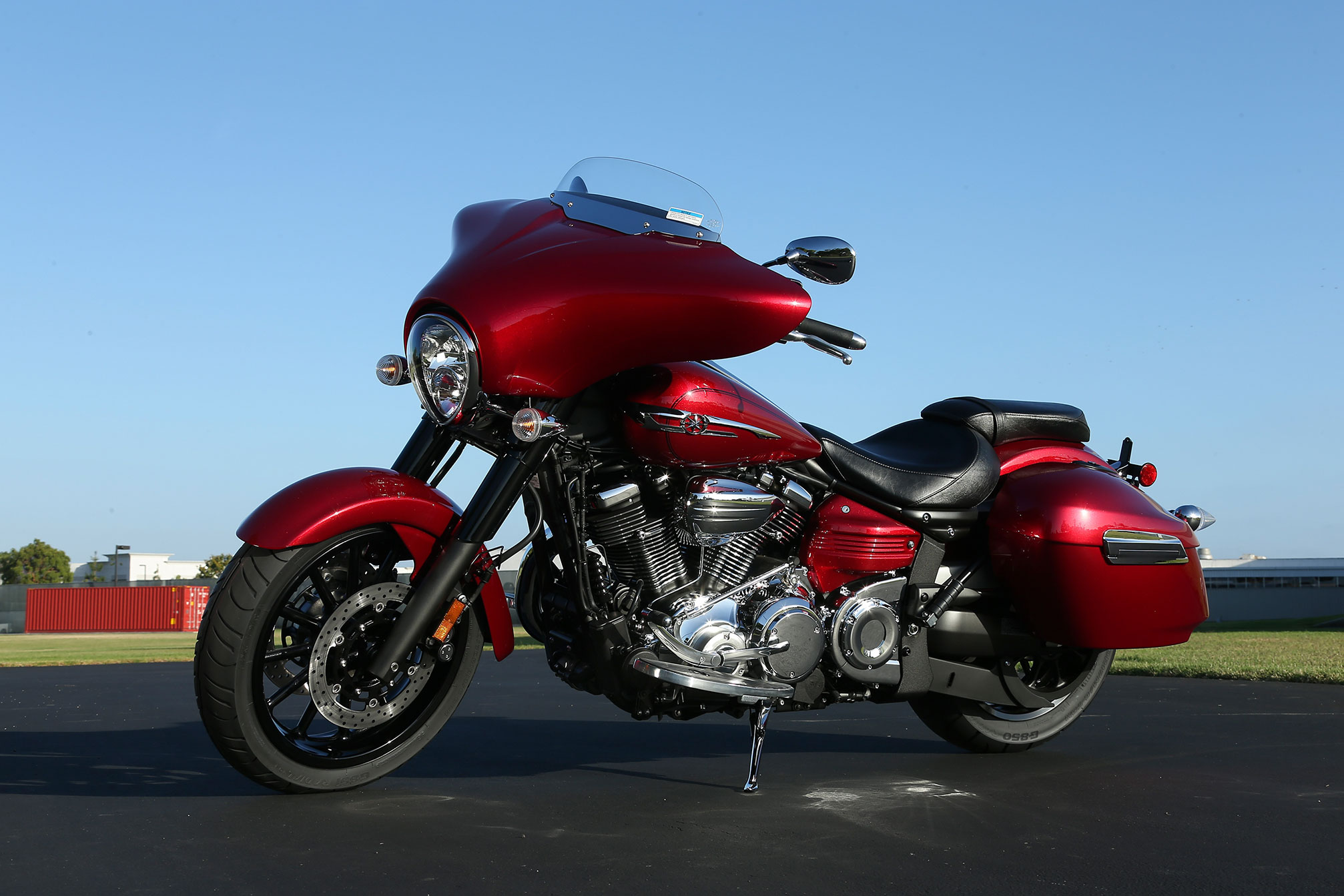 2014 Yamaha Stratoliner 1900 Deluxe Wiring Diagrams Diagram Review Rh Totalmotorcycle Com Star Venture Raider With Wheels