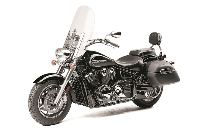 2014 Yamaha V-Star 1300 Tourer