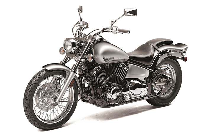 2014 Yamaha V-Star 650 Custom