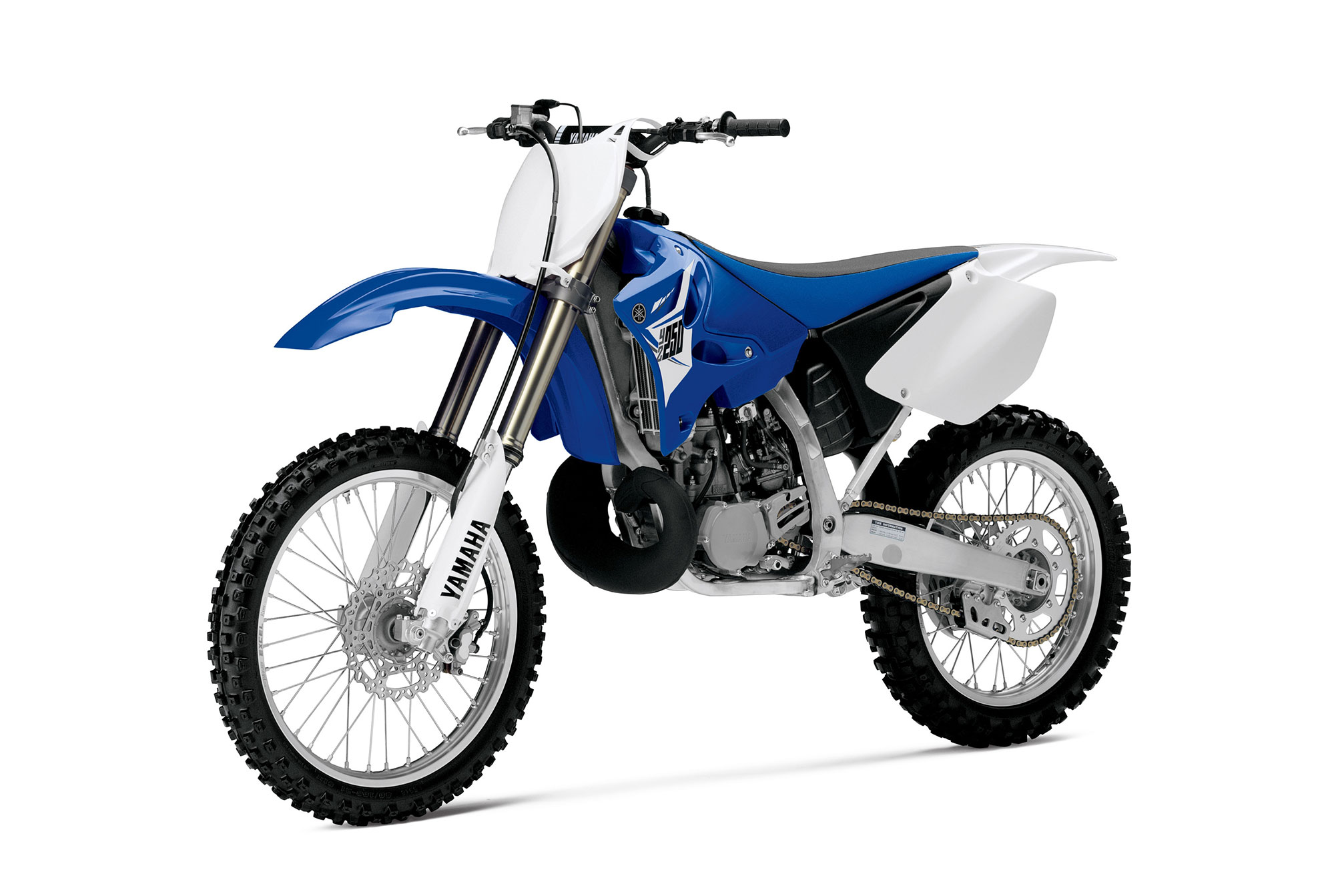 2014 Yamaha YZ250 2-Stroke Review
