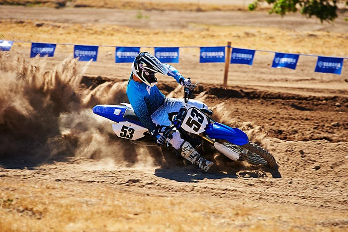 2014 Yamaha YZ250F Review