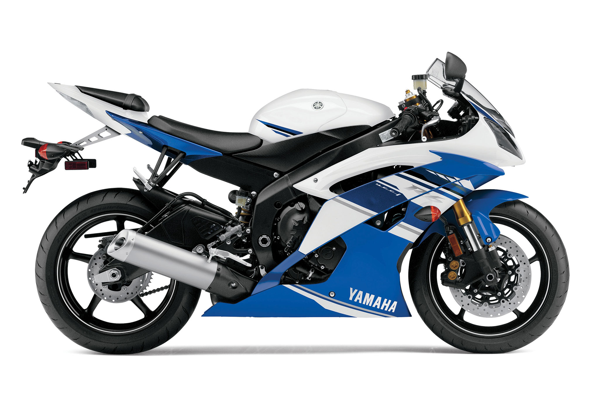 2014 Yamaha YZF-R6 Review