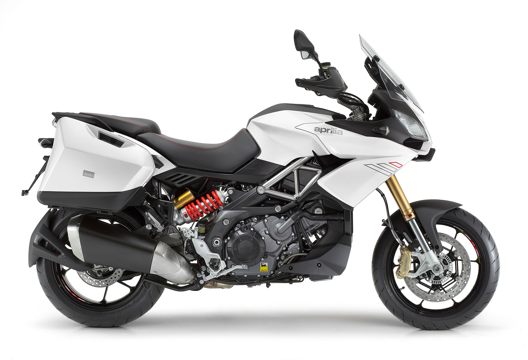 2015 Aprilia Caponord 1200 Abs Travel Pack Review