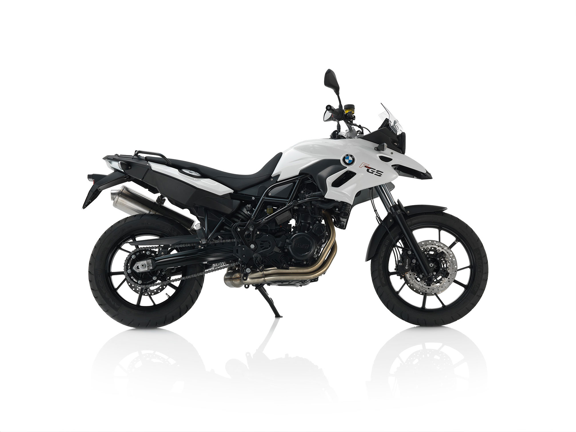 2015 BMW F700GS Review