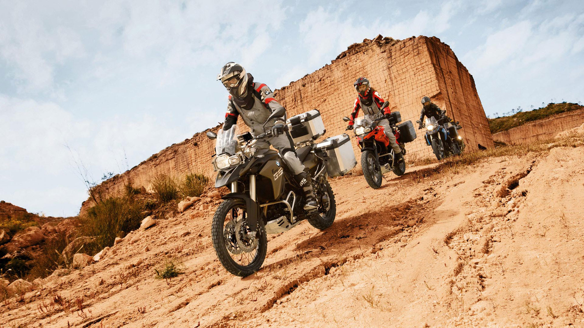2015 BMW F800GS Adventure Review