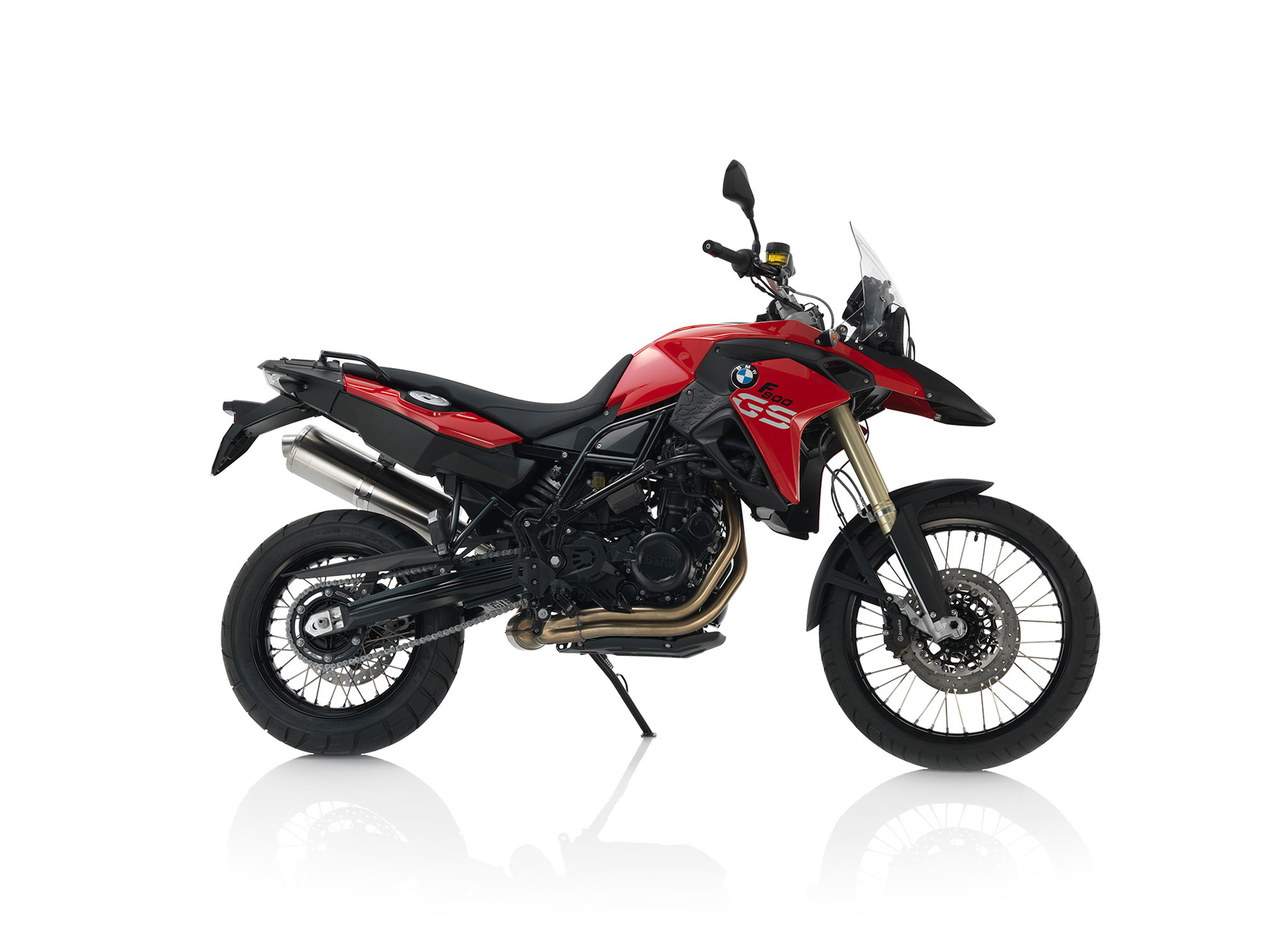 2015 Bmw F800gs Review