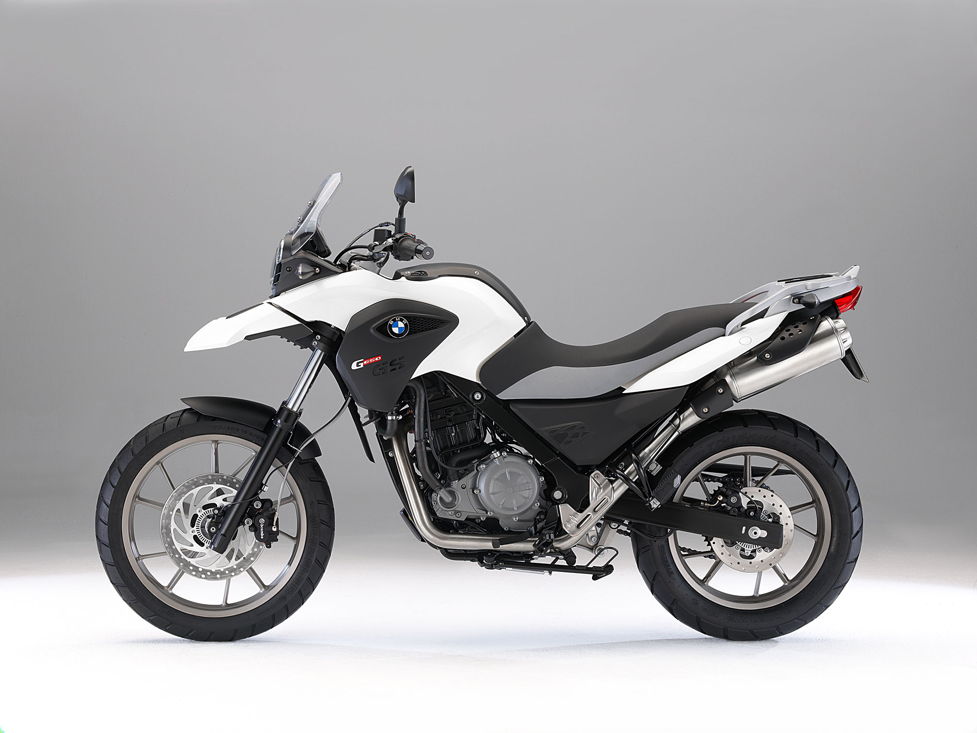 2015 BMW G650GS Review