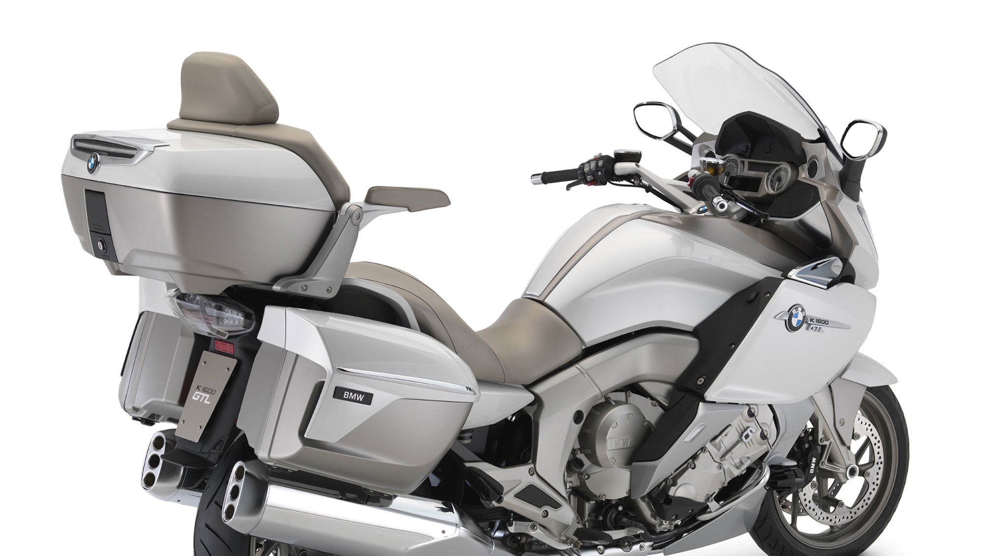 2015 Bmw K1600gtl Exclusive Review