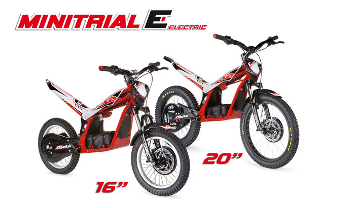 2015 Beta Minitrail Electric