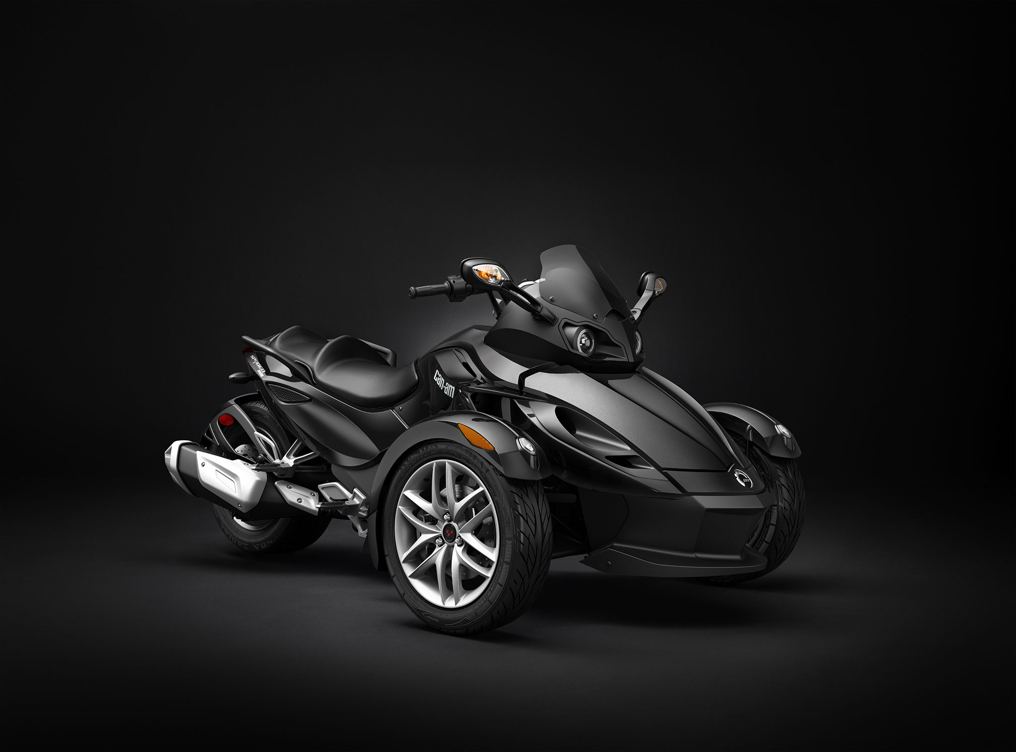 2015 can am spyder rs