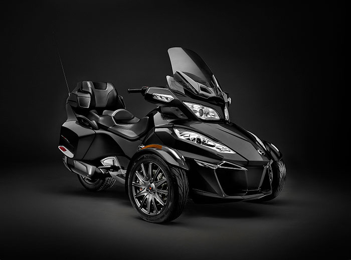2015 Can-Am Spyder RTS