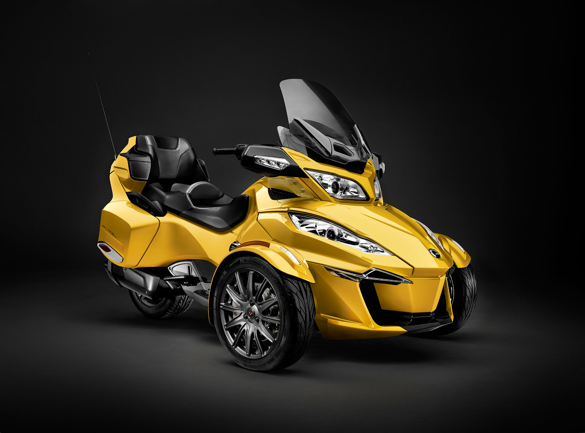 2015 can am spyder rts