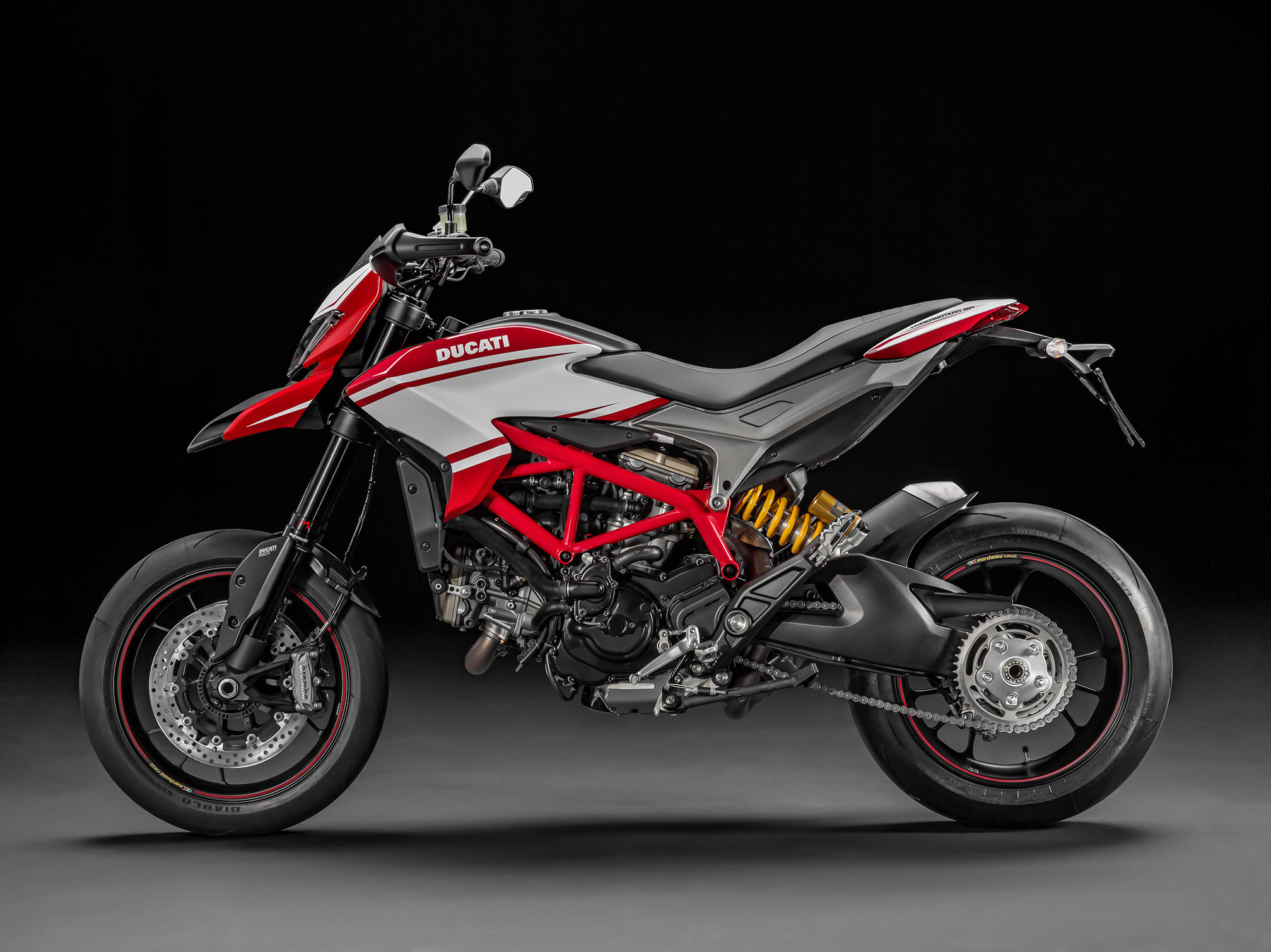2015 ducati hypermotard sp review. Black Bedroom Furniture Sets. Home Design Ideas