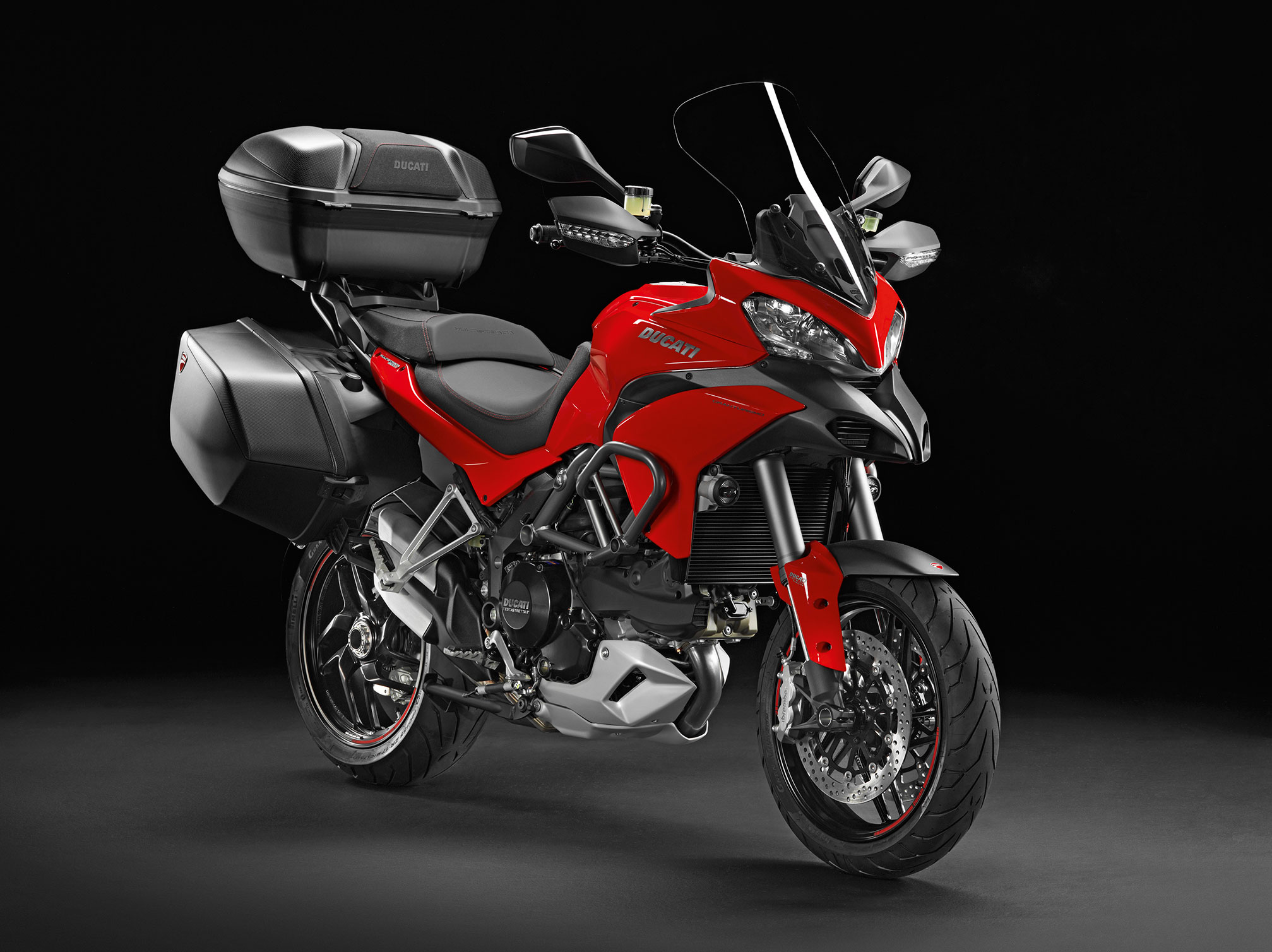 2015 ducati multistrada 1200s granturismo review. Black Bedroom Furniture Sets. Home Design Ideas