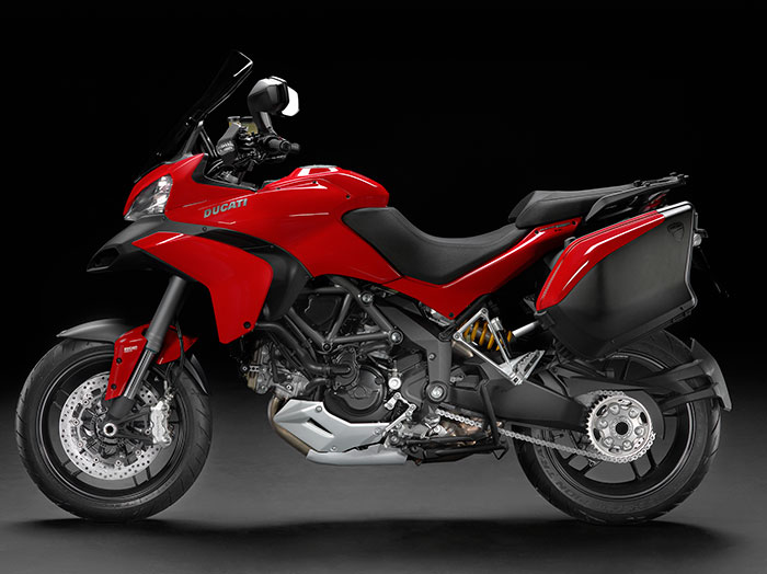 2015 Ducati Multistrada 1200 S Touring D-air