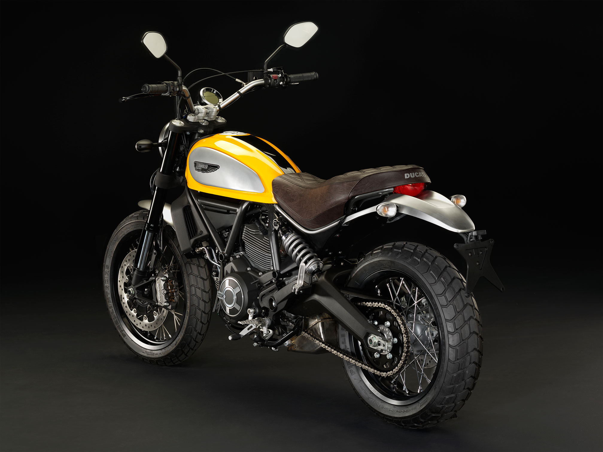 Remarkable 2015 Ducati Scrambler Classic Review Machost Co Dining Chair Design Ideas Machostcouk