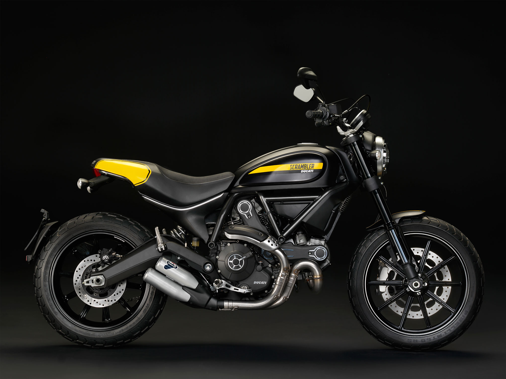 Cool 2015 Ducati Scrambler Full Throttle Review Machost Co Dining Chair Design Ideas Machostcouk