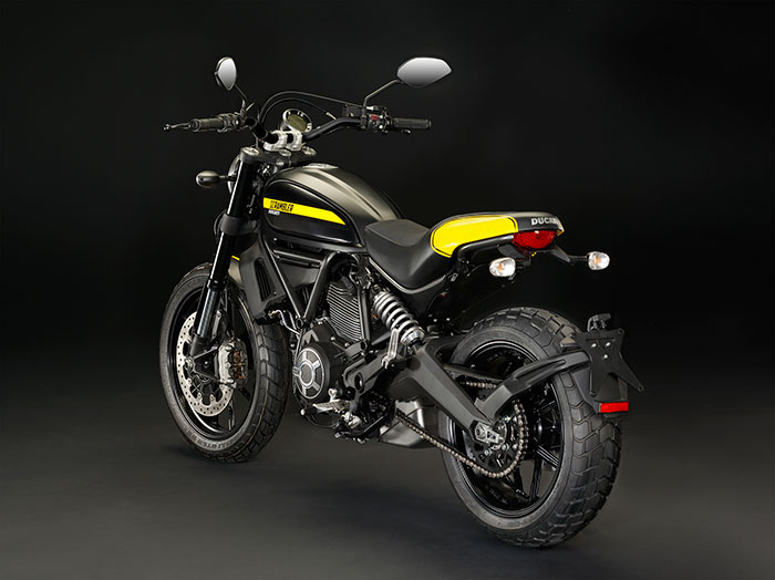 2015 Ducati Scrambler Full Throttle