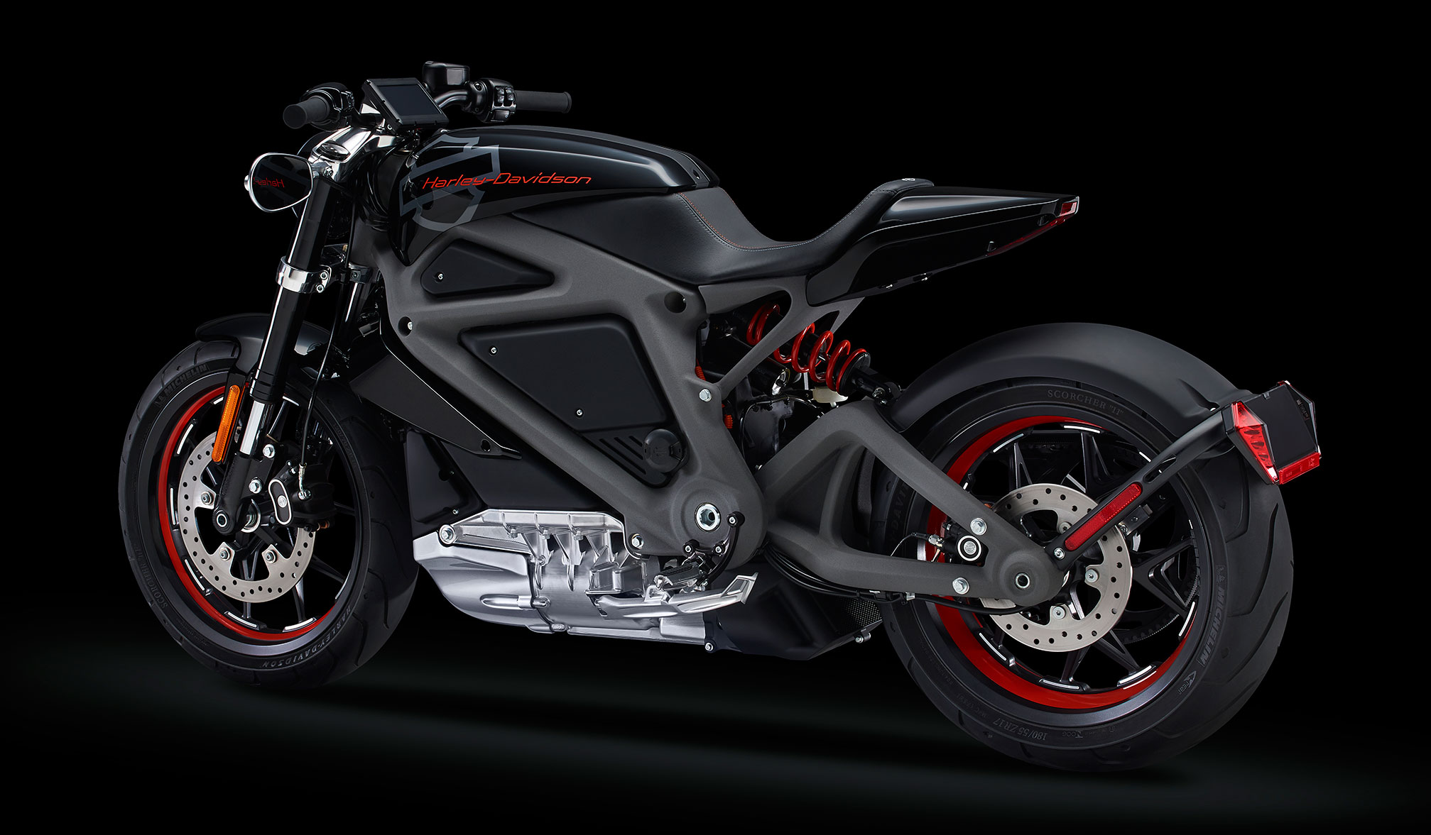 2015 Harley-Davidson Livewire Electric Review