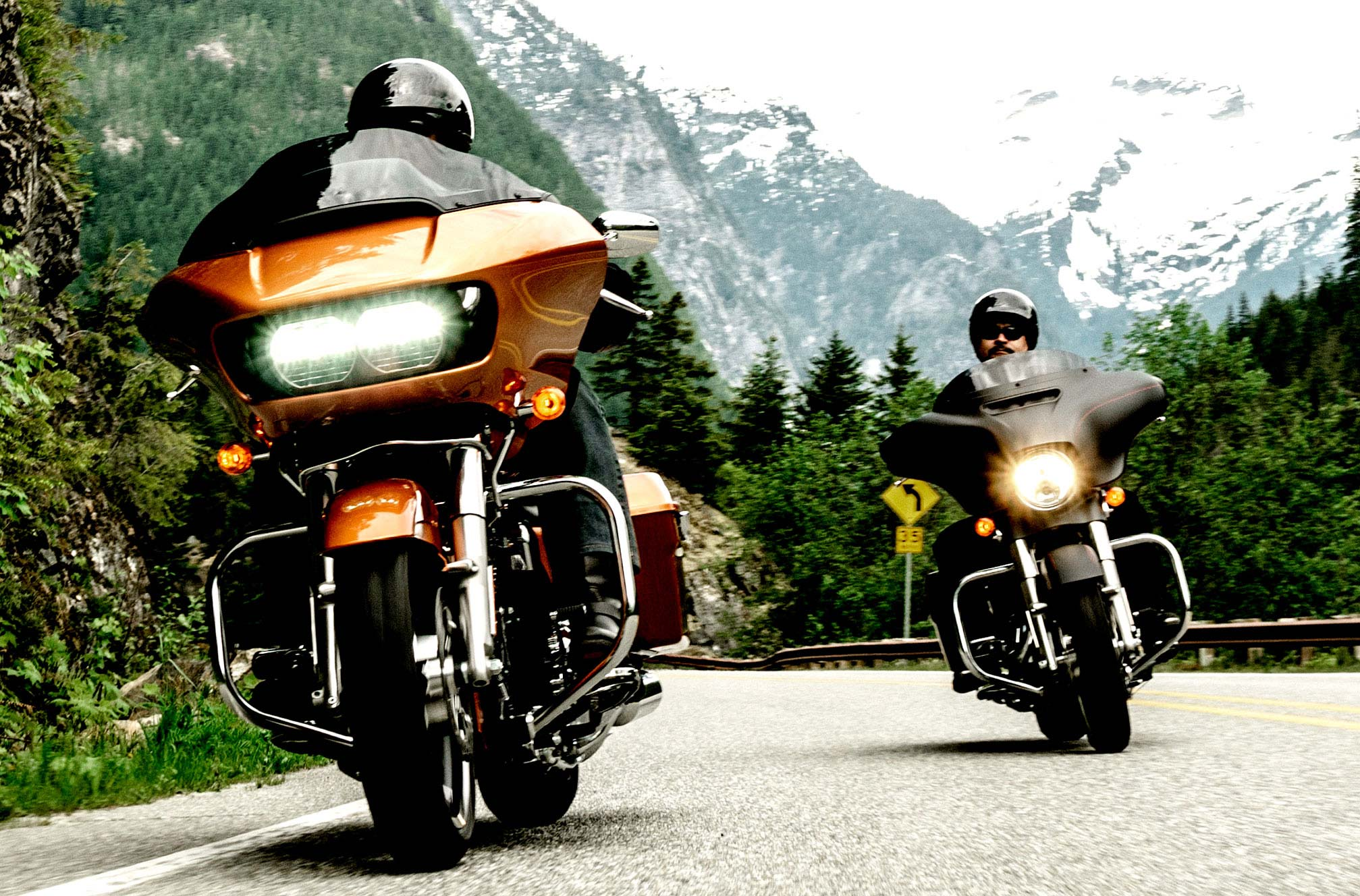 Back to 2015 Harley-Davidson Motorcycle Model Review Page