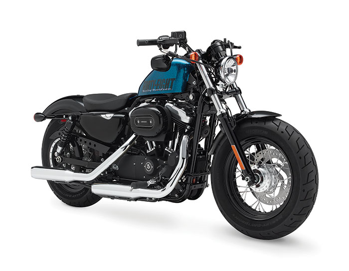 2015 Harley-Davidson XL1200X Forty-Eight