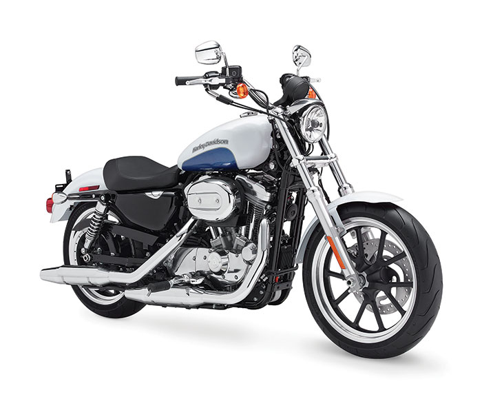 2015 Harley-Davidson XL883L SuperLow