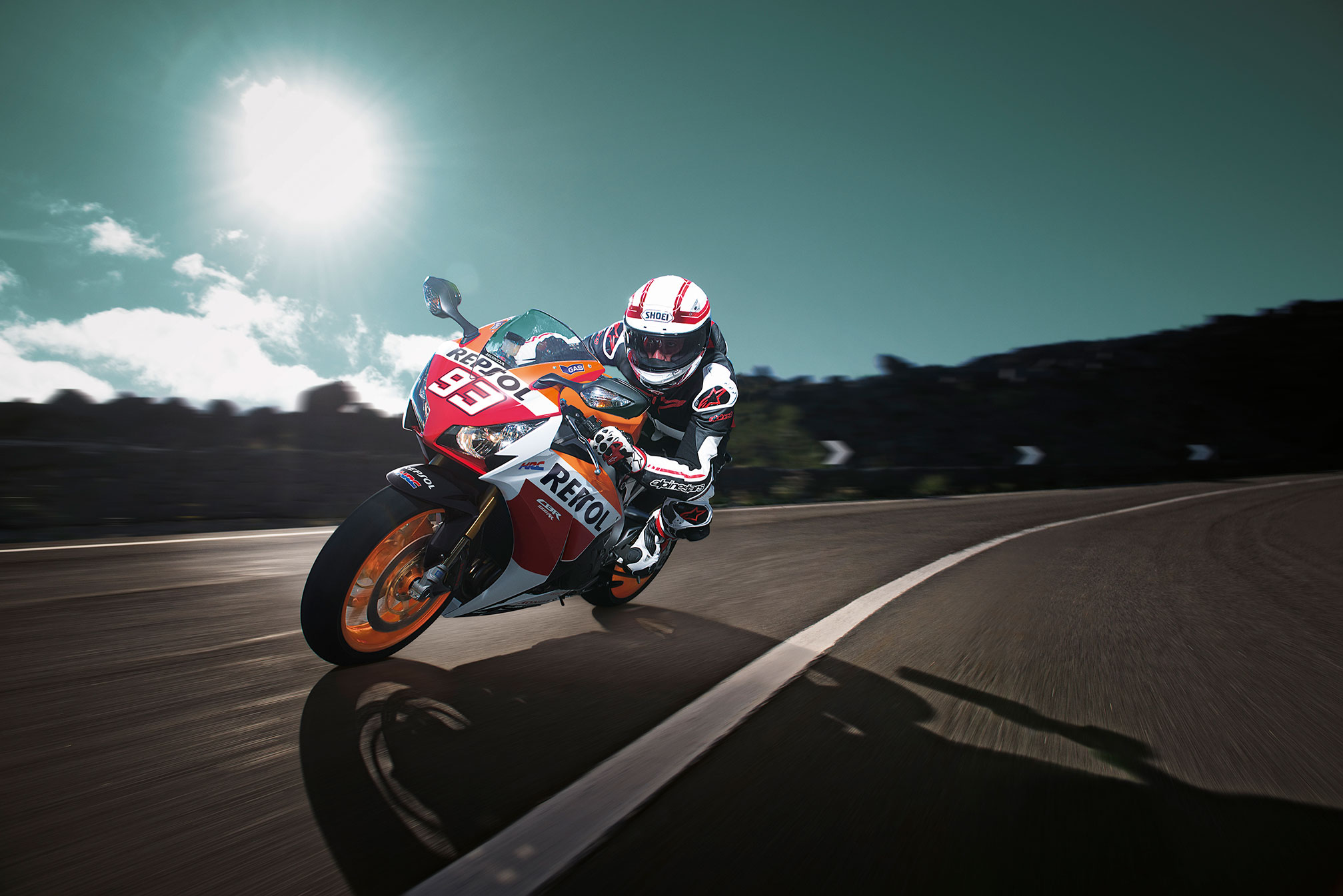 Honda Cbr Rr Sp Repsol Edition on Honda Cbr Wallpaper