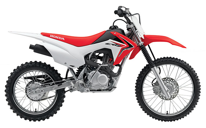 2015 Honda CRF125F Big Wheel