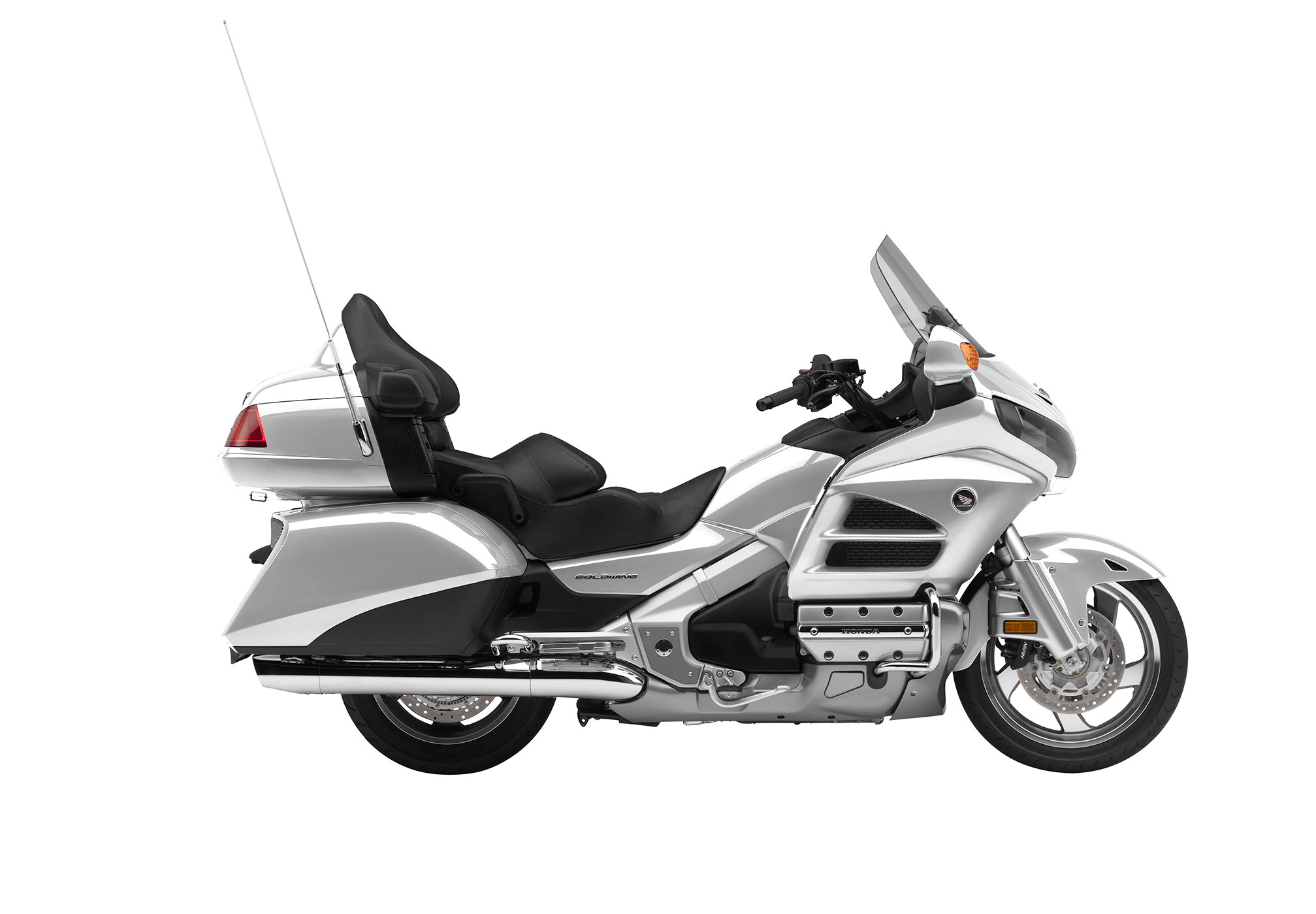 2015 Honda Gold Wing GL1800 Audio Comfort