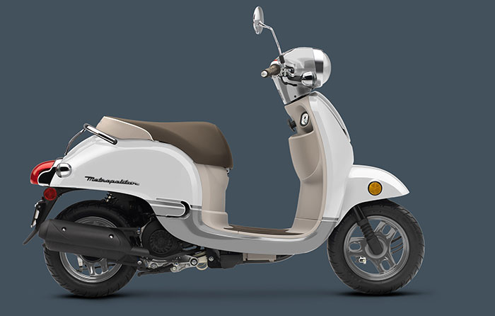 2015 Honda Metropolitan