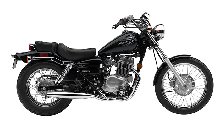 2015 Honda Rebel 250 CMX250